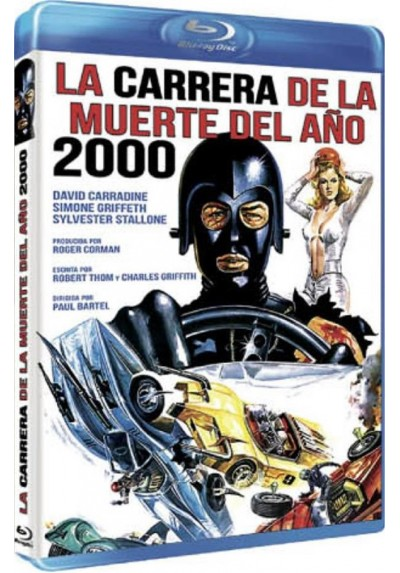 La Carretera De La Muerte Del Año 2000 (Blu-Ray) (Death Race 2000)