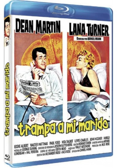 Trampa A Mi Marido (Blu-Ray)(Who'S Got The Action?)