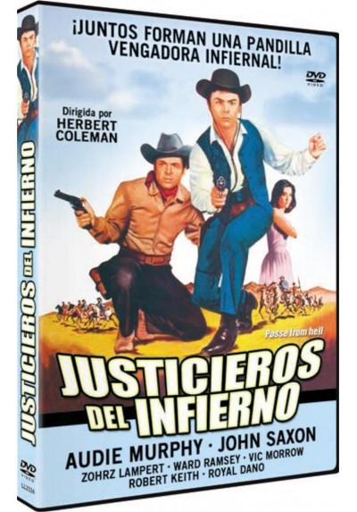 Justicieros Del Infierno (Posse From Hell)