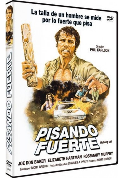 Pisando Fuerte (1973) (Walking Tall)
