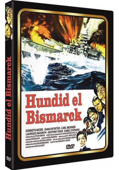 Hundid El Bismarck (Sink The Bismarck!)