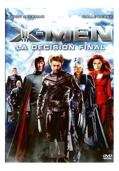 X-Men 3, La Decisión Final
