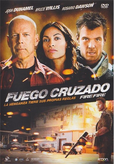 Fuego Cruzado (2012)(Fire With Fire)