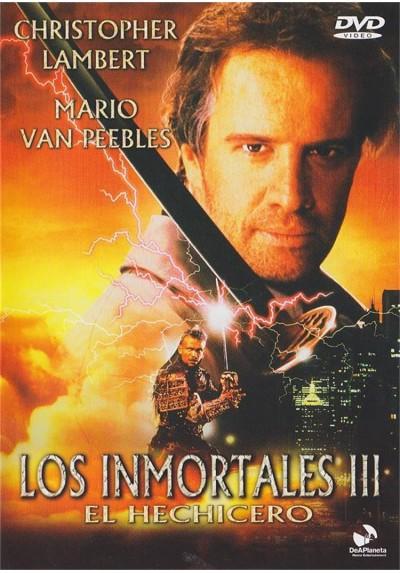 Los Inmortales III : El Hechicero (Highlander 3 :the Sorcerer)