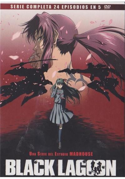 Black Lagoon - Serie Completa