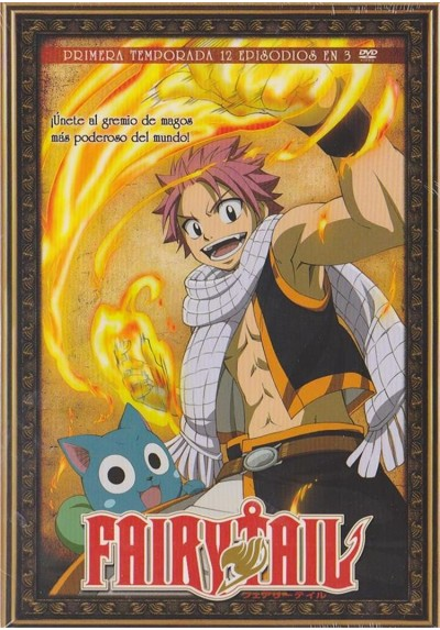 Fairy Tail - 1ª Temporada