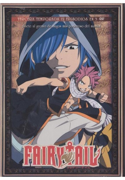 Fairy Tail - 3ª Temporada