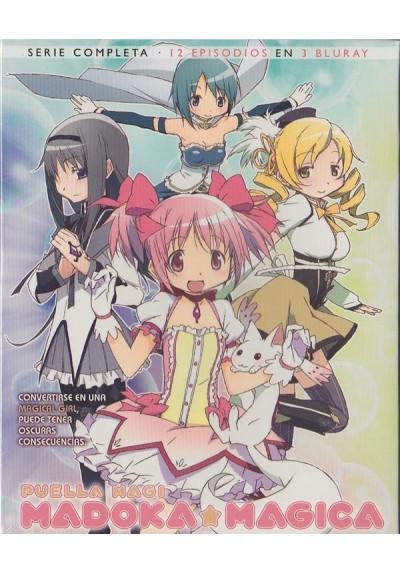 Puella Magi Madoka Magica - Serie Completa (Blu-Ray)