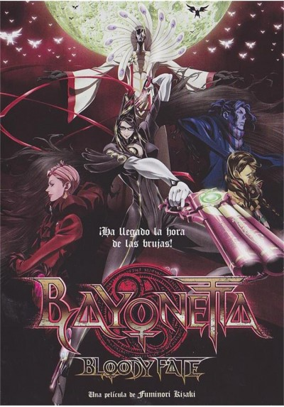 Bayonetta : Bloody Fate