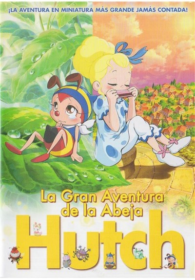 La Gran Aventura De La Abeja Hutch (Hutch The Honey Bee)