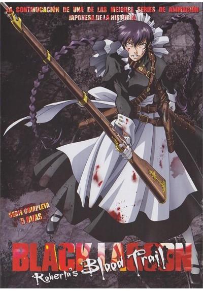 Black Lagoon : Roberta´s Blood - Serie Completa