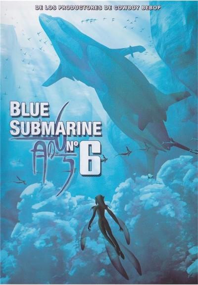 Blue Submarine Nº 6