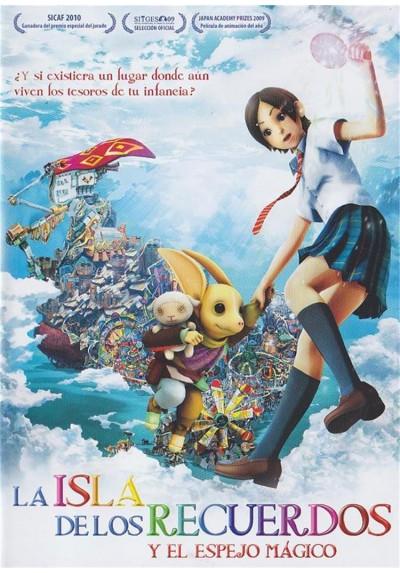 La Isla De Los Recuerdos Y El Espejo Magico (Hottarake No Shima - Haruka To Maho No Kagami)