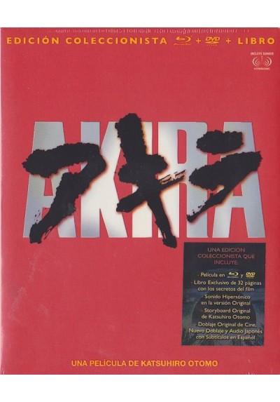 Akira (Blu-Ray + Dvd) (Ed. Coleccionista)