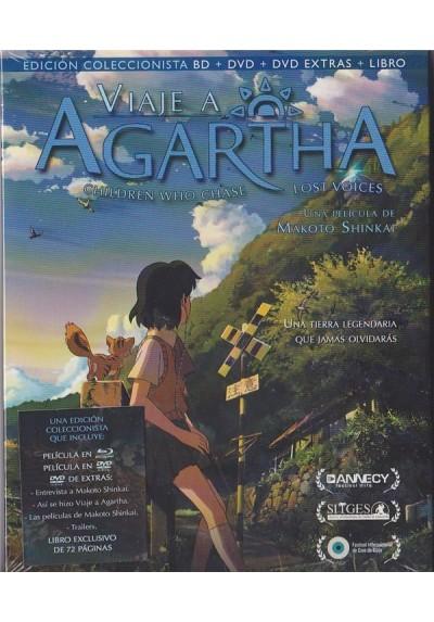 Viaje A Agartha (Blu-Ray + Dvd + DVd Extras)
