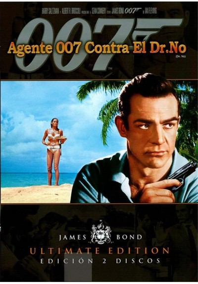 Agente 007 contra el Dr. No - Ultimate Edition 2 Discos