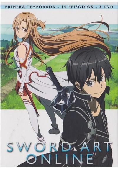 Sword Art Online - 1ª Temporada
