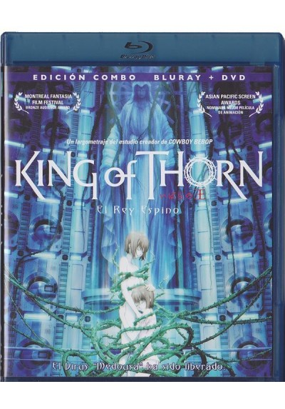 King Of Thorn (El Rey Espino) (Blu-Ray + Dvd)