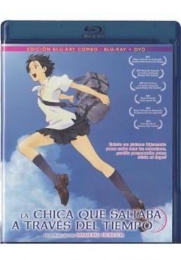 La Chica Que Saltaba A Traves Del Tiempo (Blu-Ray + Dvd)