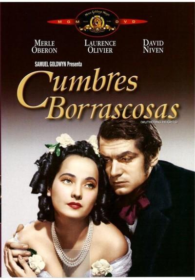 Cumbres Borrascosas (1939)