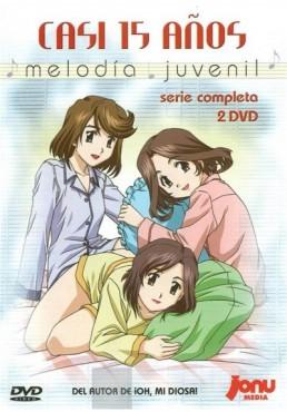 Casi 15 Años - Melodía Juvenil (Serie Completa) - 2 Discos