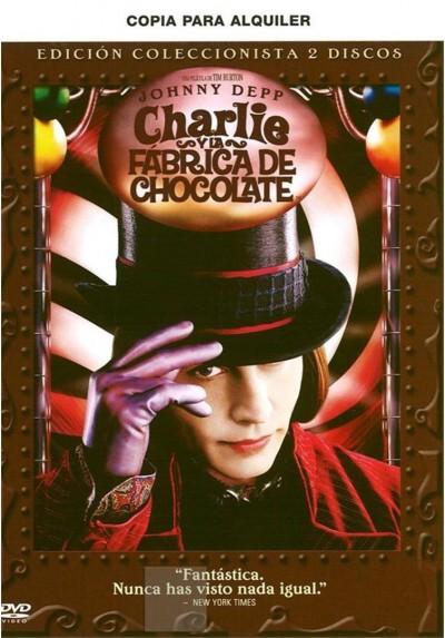 Charlie y la Fábrica de Chocolate - Edicón Coleccionista 2 Discos