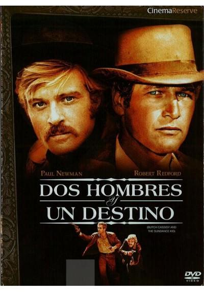 Dos Hombres y un Destino - Cinema Reserve