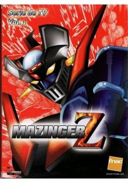 """PACK Mazinger Z - """"Los 12 primeros capítulos"""""""