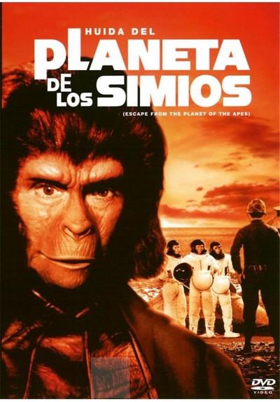 Huida del Planeta de los Simios