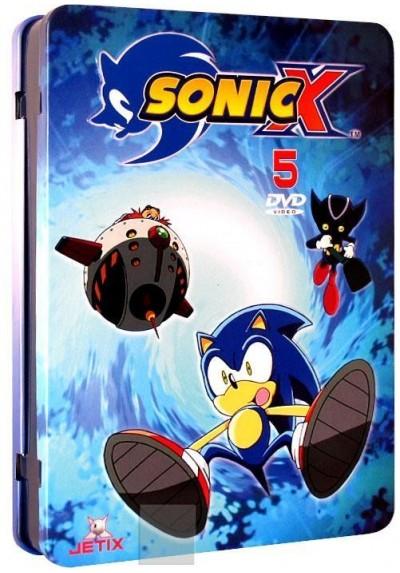 Sonic X - Edición Metal