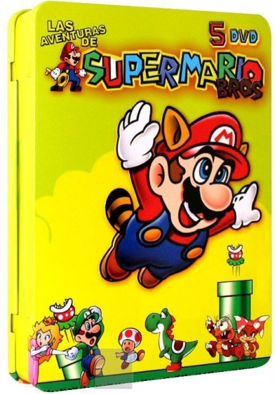 Super Mario Bros. - Edición Metal Box