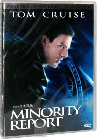 Minority Report - Edición Especial 2 Discos