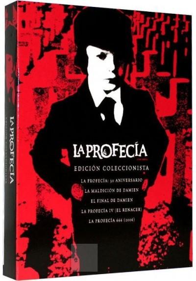 La Profecía - Pentalogía - Nueva Edición Coleccionista