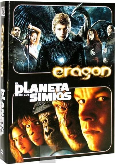 Pack Eragon + El Planeta de los Simios(2001)