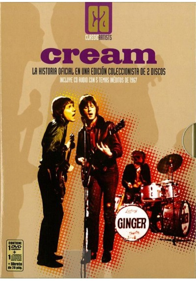 Classics Artists - Cream