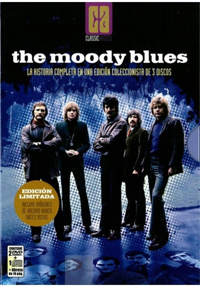 Classics Artists - The Moody Blues