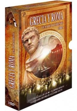 Pack Grecia y Roma