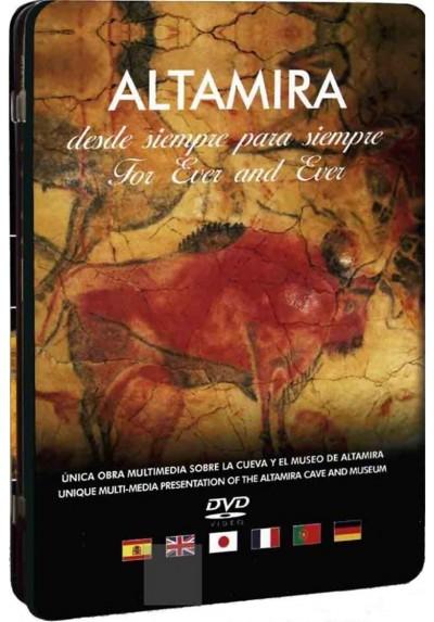 Altamira, desde Siempre para Siempre (Estuche Metálico)