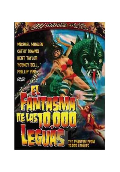 Cult Monster Movies - El Fantasma de las 10.000 Leguas