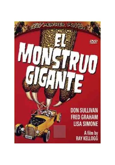 Cult Monster Movies - El Monstruo Gigante