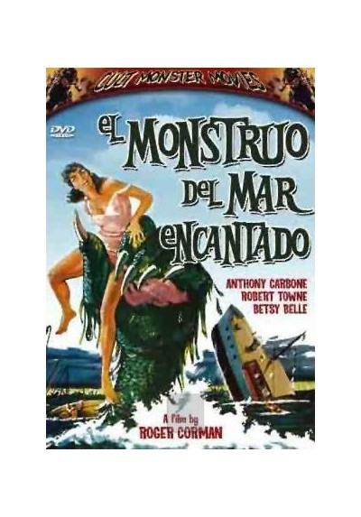 Cult Monster Movies - El Monstuo del Mas Encantado