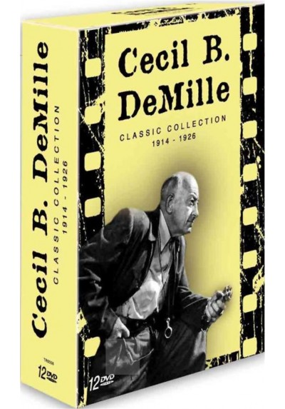 Pack Cecil C. DeMille - Classic Collection 1914-1926