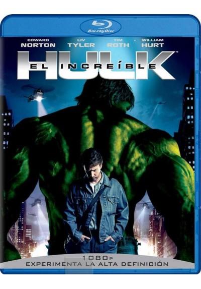El Increíble Hulk - Blu-Ray