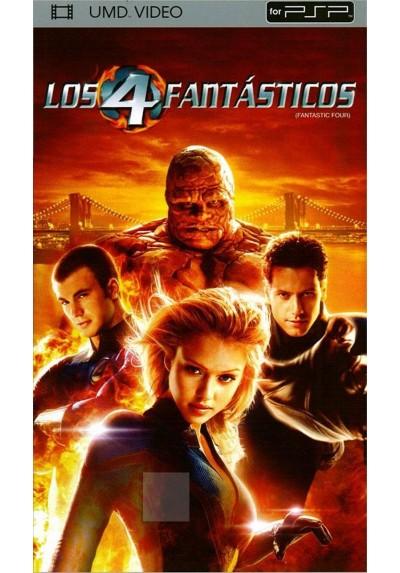 Los 4 Fantásticos - UMD