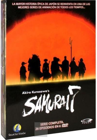 Samurai 7 - Serie Completa