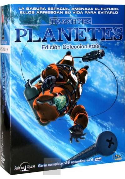 Planetes Serie Completa - Edición Coleccionistas