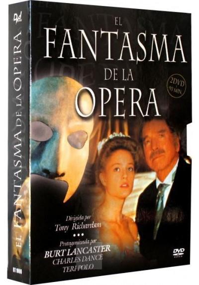 El Fantasma de la Ópera (TV)