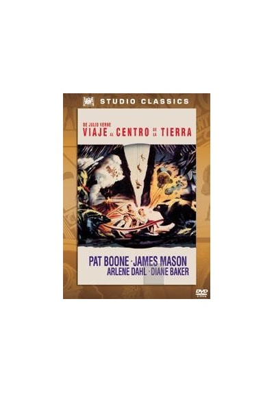 Studio Classics - Viaje al Centro de la Tierra