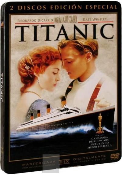 Titanic - Edición Especial 2 Discos (Estuche Metálico)