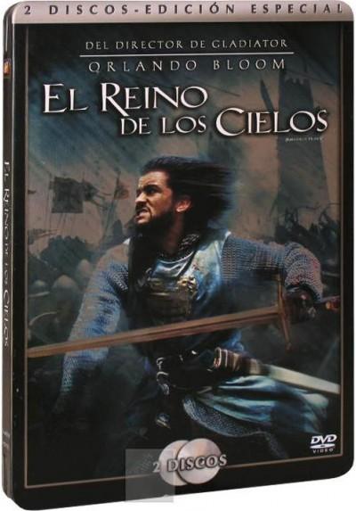 El Reino de los Cielos - Edición Especial 2 Discos (Estuche Metálico)